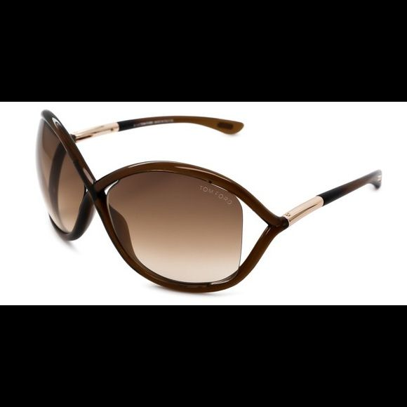 Tom ford Whitney Whitney Sunglasses Minor scratches and normal wear Tom Ford Accessories Sunglasses