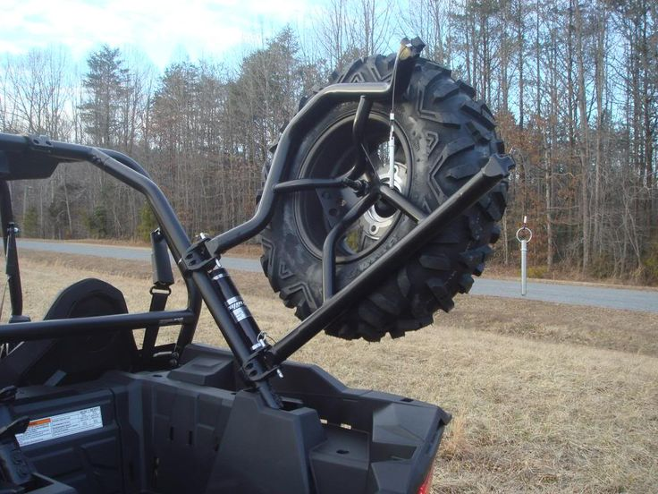 polaris rzr xp 1000 spare tire carrier - Page 2 - Polaris RZR ...