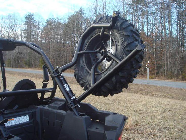 polaris rzr xp 1000 spare tire carrier - Page 2 - Polaris RZR ...