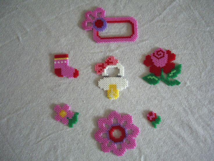 bordpynt/indvitationer til en barnedåb