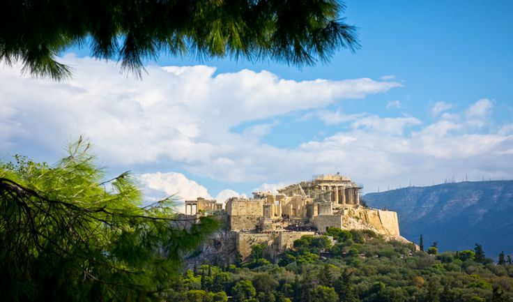The so-called Sacred Rock of Acropolis is without doubt one of the most significant and most impressive sites throughout Greece! * Dowload for free the Athens by GreekGuide.com app and meet the best out of Athens ---> App Store http://bit.ly/1cFOala and Google Play http://bit.ly/1bKKC15