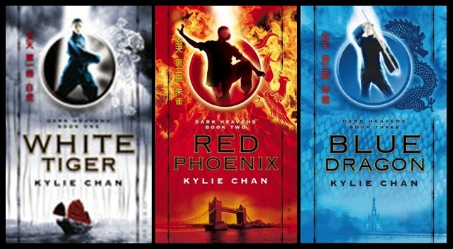 Dark Heavens Trilogy - Kylie Chan