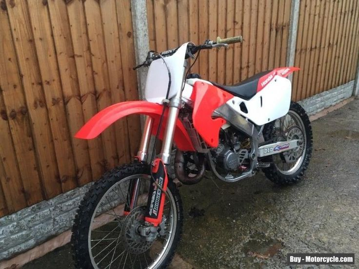 Honda cr125 motocross bike  #honda #cr #forsale #unitedkingdom