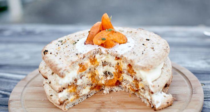 Bake Off - Ale ciacho! - Tort bez mąki, śmietanki i masła – przepis techniczny jurorów