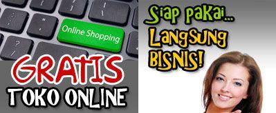 Website Gratis Untuk Produk Bisnis Online Tanpa Stok
