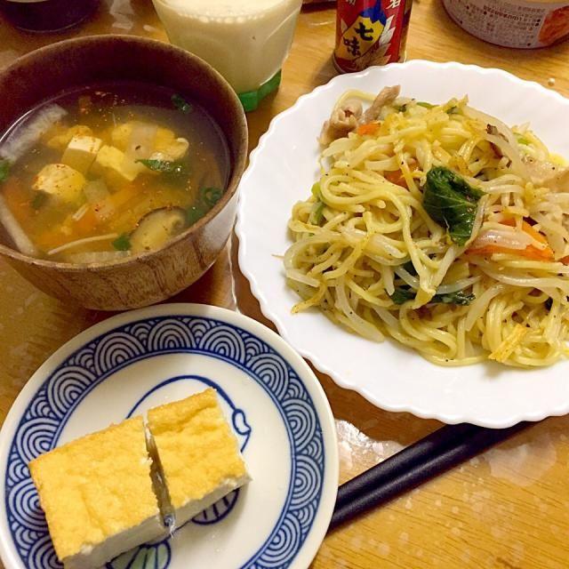 #自宅メシ #そば米 #そば米汁 #tokushima #japon #localfood - 25件のもぐもぐ - 晩メシ 150221 by maixx ใหม่