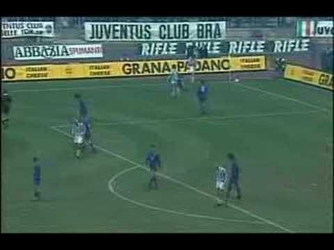 Alessandro Del Piero: Juventus - Fiorentina (1994)