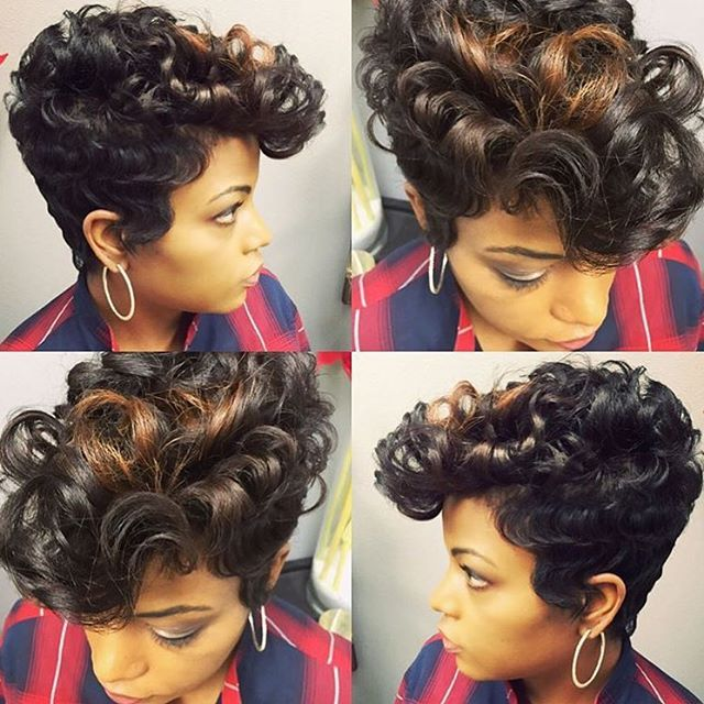 trendy hair styles shorthair robinjadonjames i m always taking cuts 1608