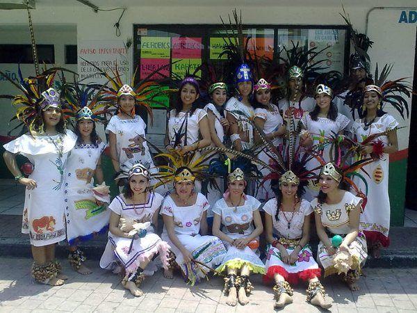 danza azteca ladies - Google Search