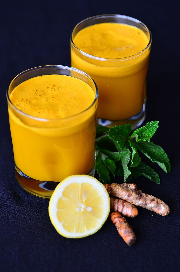 Carrot Apple Celery Lemon Ginger Amp Turmeric Anti