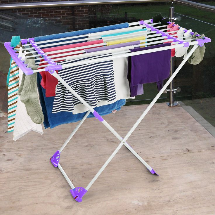 Audra Clothes Dryer Stand
