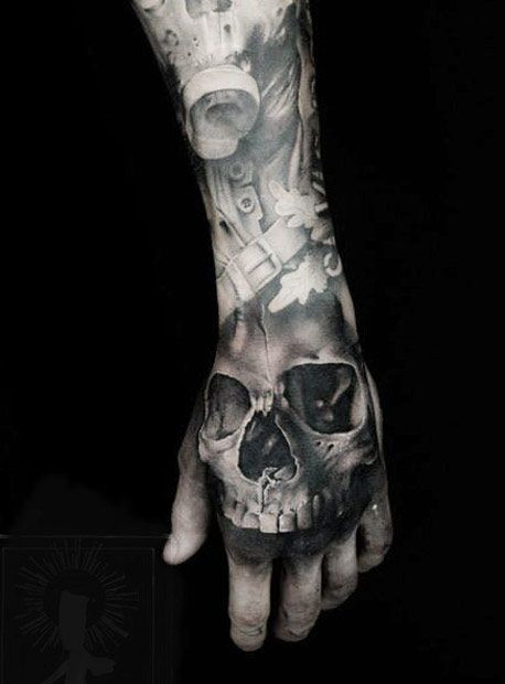 Tattoo by Neon Judas | Tattoo No. 12119