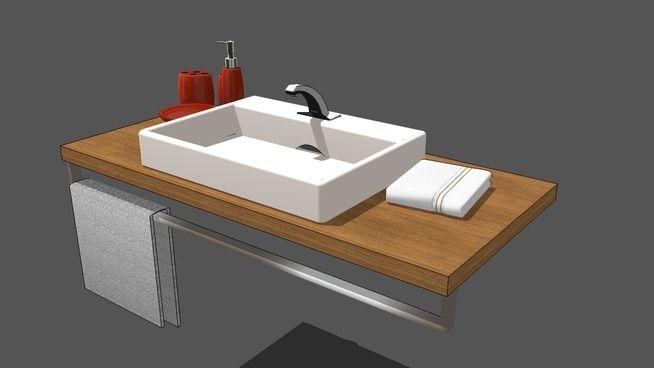sink unit - 3D Warehouse