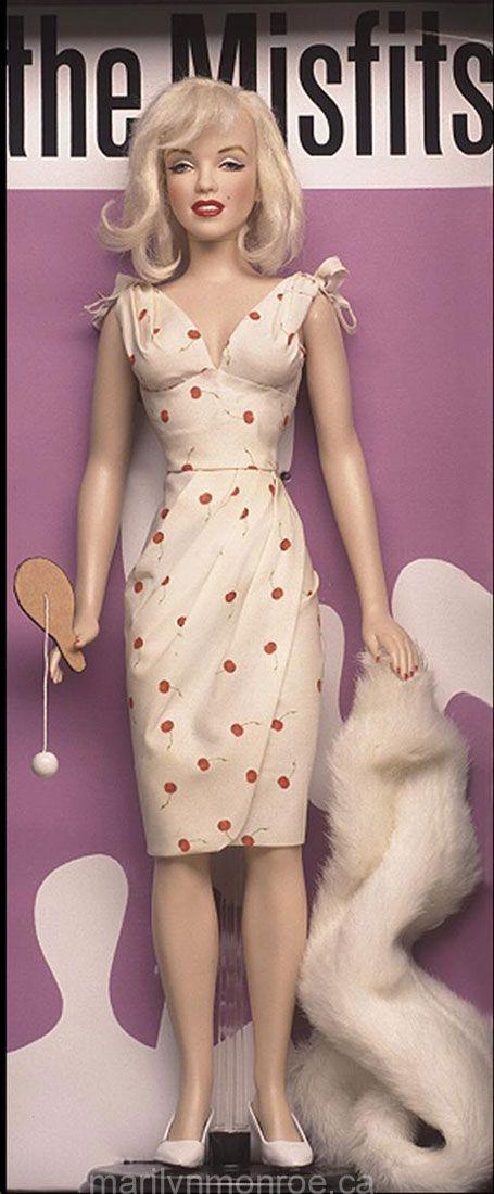 Kim Goodwin Marilyn Monroe dolls.