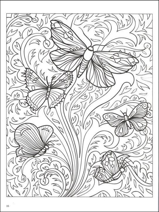 abstract coloring pages pinterest - photo#14
