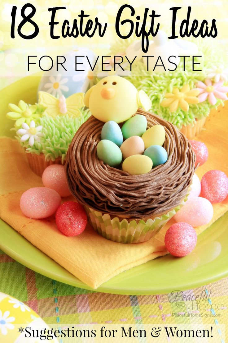 116 best easter images on pinterest easter ideas easter crafts 18 easter gift ideas for every taste men women negle Gallery