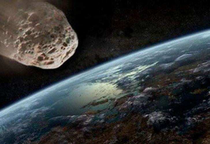 Enorme Asteroide Pasara Esta Noche Cerca De La Tierra Asteroides Tierra Y Noche
