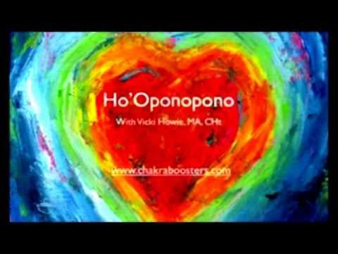 Beautiful~ Ho'Oponopono Meditation | Best Way To Heal Your Heart Chakra, when there is a disconnect with someone you love