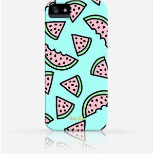 Watermelon iPhone 6 Case iPhone 5 Case iPhone 5c Case iPhone 5s Case iPhone 4 Case Samsung Galaxy s5 Case iPhone Hard Plastic Case
