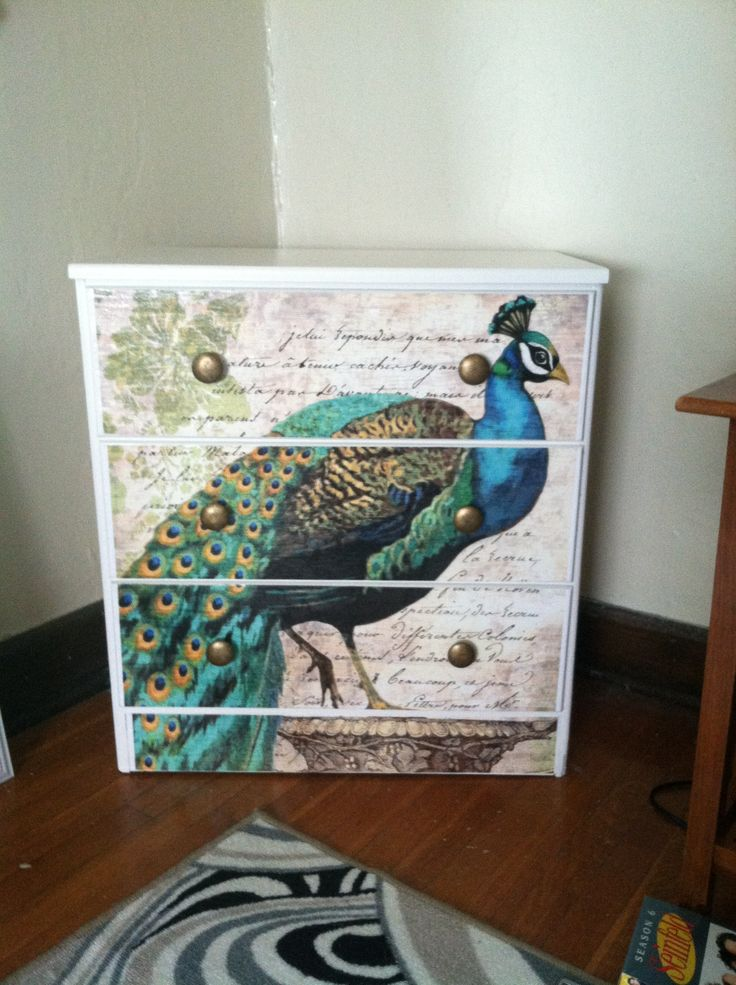 How To Decoupage A Dresser Bestdressers 2017