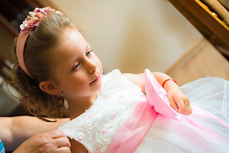 Malá svadobná princezná