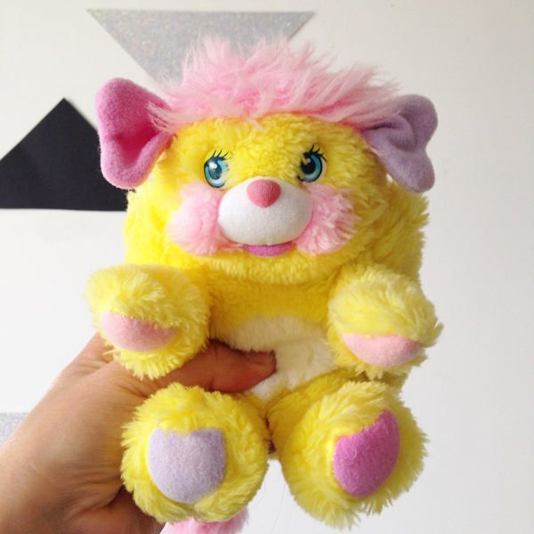 Image of Popples Peluche Vintage (1)