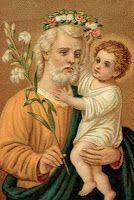 Virtual St. Joseph Altar BLOG: Novena to St. Joseph Day 1