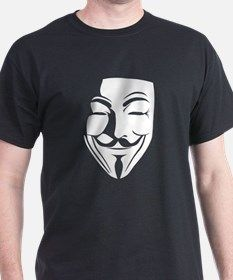 Guy Fawkes Mask T-Shirt for