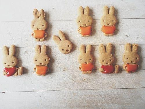 #miffy #nijntje koekjes Cookies