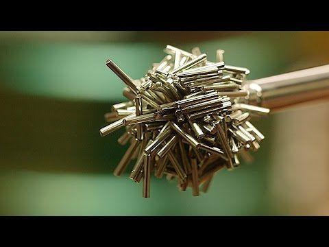 Wet tumbling 5.56/223 brass in PVC drum on the HF rock tumbler...full process! - YouTube