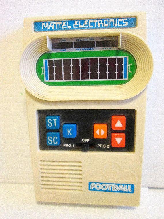 Vintage Electronic Games 14