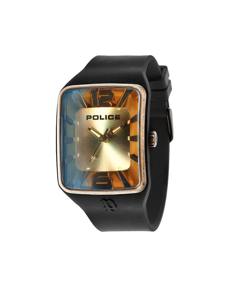 New Police Men Watch MIRAGE PL14745JPBQG/22P, 2016 Collection #Police #Sport