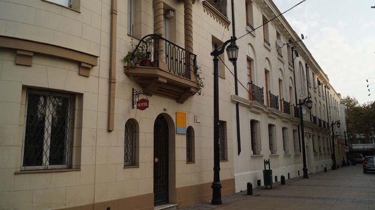 Barrio República #Santiago #Chile