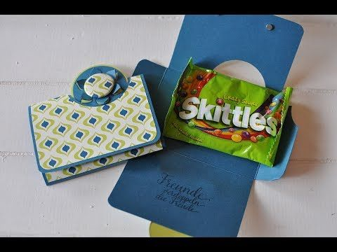 Tutorial: Skittles verpacken