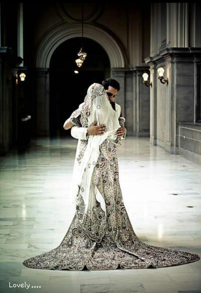 South Asian Bride & Groom