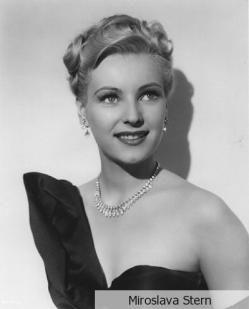 Miroslava Stern (1936-1955)