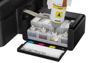 Gambar Tabung Tinta Printer Epson L365