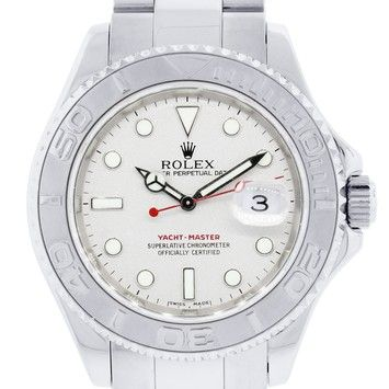 Rolex Yachtmaster 16622 Platinum Watch. Get the lowest price on Rolex Yachtmaster 16622 Platinum Watch and other fabulous designer clothing and accessories! Shop Tradesy now