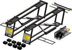 Complete QuickJack Garage Lift System