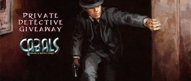 Private Detective Giveaway  News | Cabals: Magic & Battle Cards