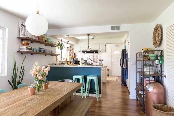 Uma cozinha para toda a família // Tire da cabeça a ideia de que a cozinha só serve para preparar refeições: este é, cada vez mais, o espaço perfeito para passar tempo de qualidade em família! Veja os nossos conselhos para a tornar a divisão mais kid-friendly da casa.