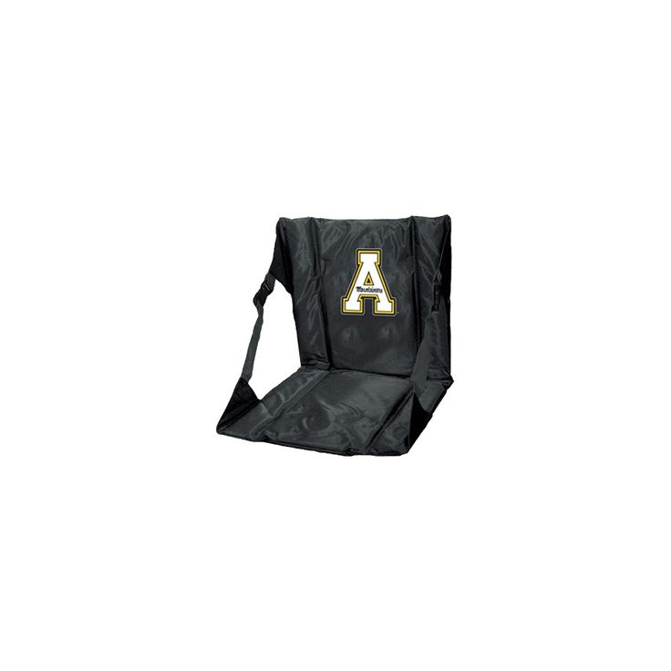 Appalachian State Mountaineers Stadium Seat, Black