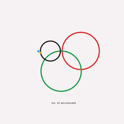 1 | Infographics: Using The Olympic Rings To Show Vast Inequalities | Co.Design: business + innovation + design
