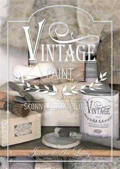 Vintage malingsbok DK, Skønne forvandlinger, vintage, paint, book, jeannedarcliving