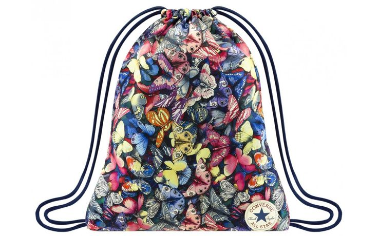 Converse Bag CT Shoes Graphic Butterfly