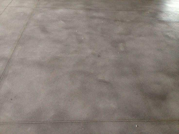 dettaglio cemento levigato #cemento #pavimento #cementine #cementille #floor