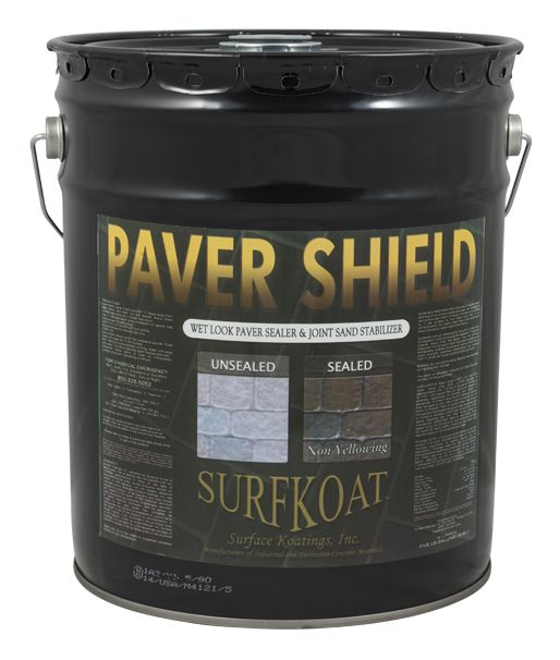 Paver Sealers, Sealing Paver Products, Paver Concrete Sealer Products From SURFKOAT™