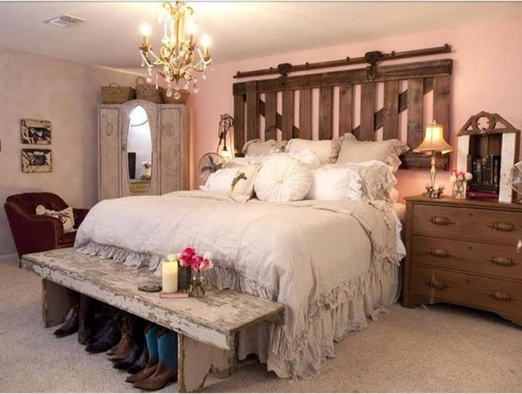 Interior Design Country Bedroom