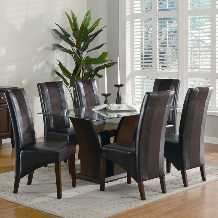 The Seven Piece Dining Set will offer