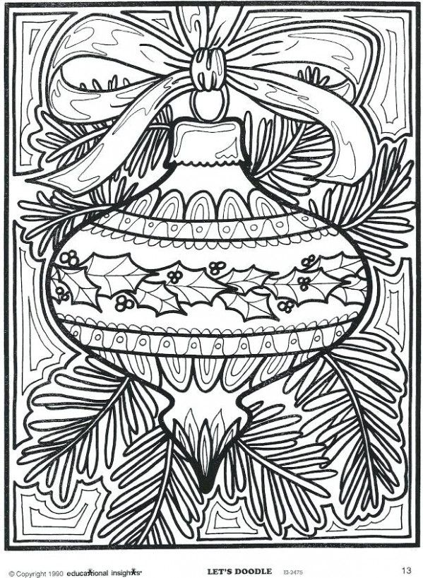 Christmas Coloring Pages Middle School Photograph Free Christmas Coloring Pages Printable Christmas Coloring Pages Coloring Books